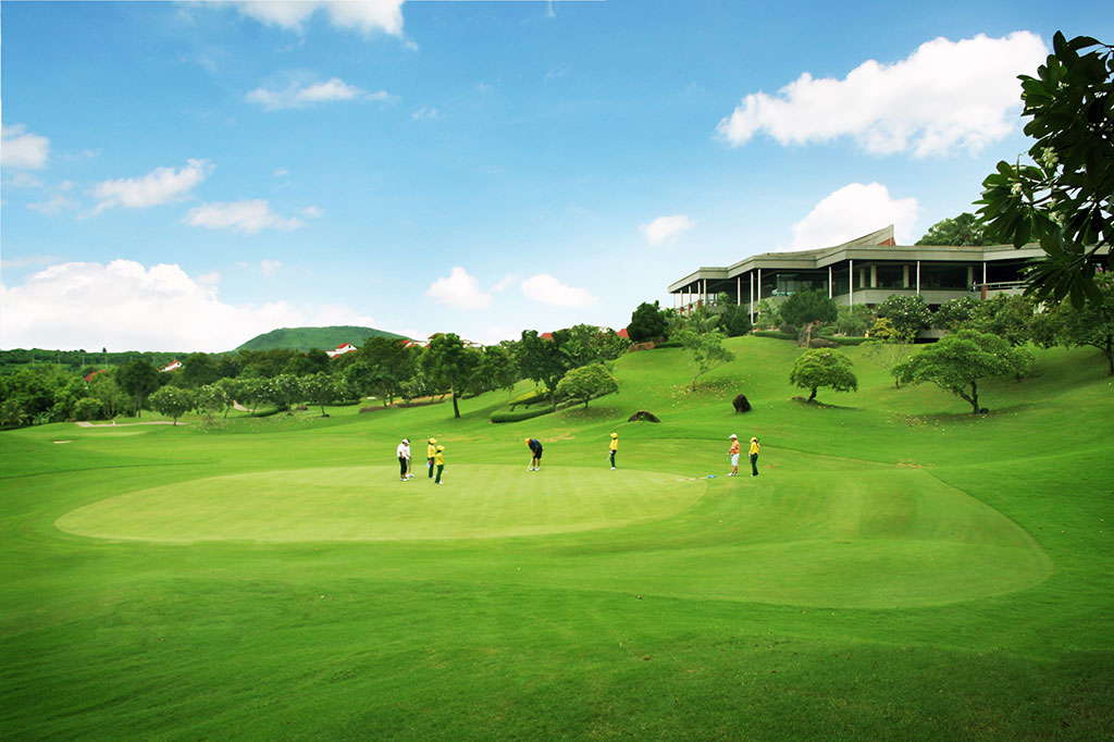Laem Chabang golf