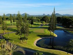 Pattaya   Bangkok ( 2 destination ) Golf Package