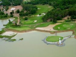 Plutaluang royal thai navy golf