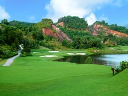 Red Mountain golf