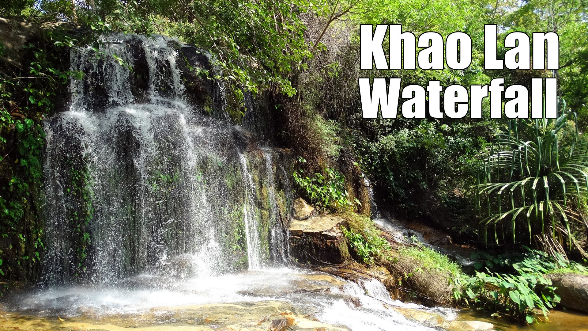 Khao Lan Waterfall