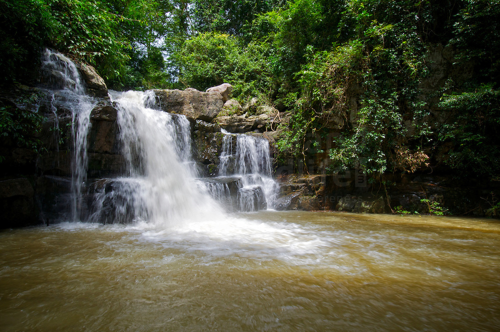thep tewa waterfall